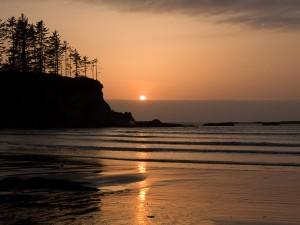 Sunset Bay, Oregon Coast