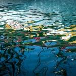 Reflections - Port of Newport, Oregon