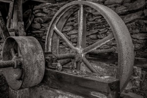 Laudermark Mill, Cornelia, GA