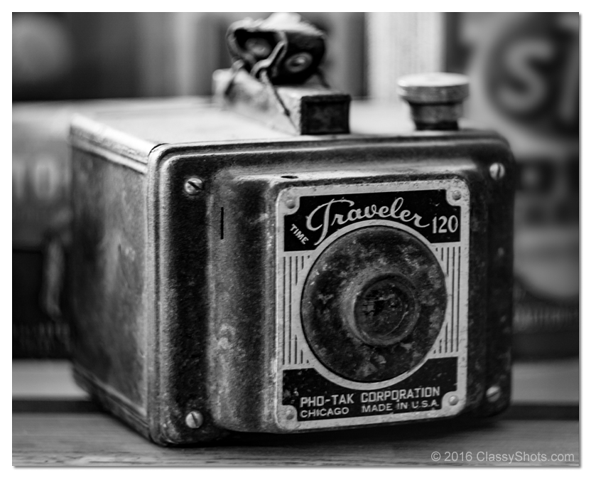 Old Box Camera